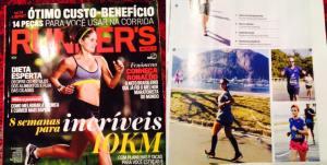 Revista Runners Edição de Outubro/2015