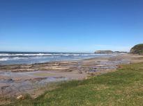 Vista da Praia Central